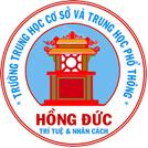 THCS - THPT Hồng Đức