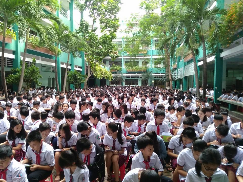 Trường nội trú Hồng Đức – môi trường phát triển toàn diện nhất cho các em học sinh
