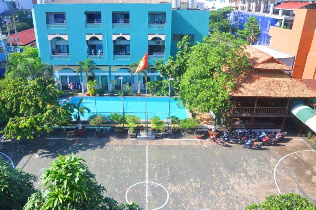 Trường nội trú tốt nhất TP. Hồ Chí Minh, Chọn THCS, THPT Hồng Đức