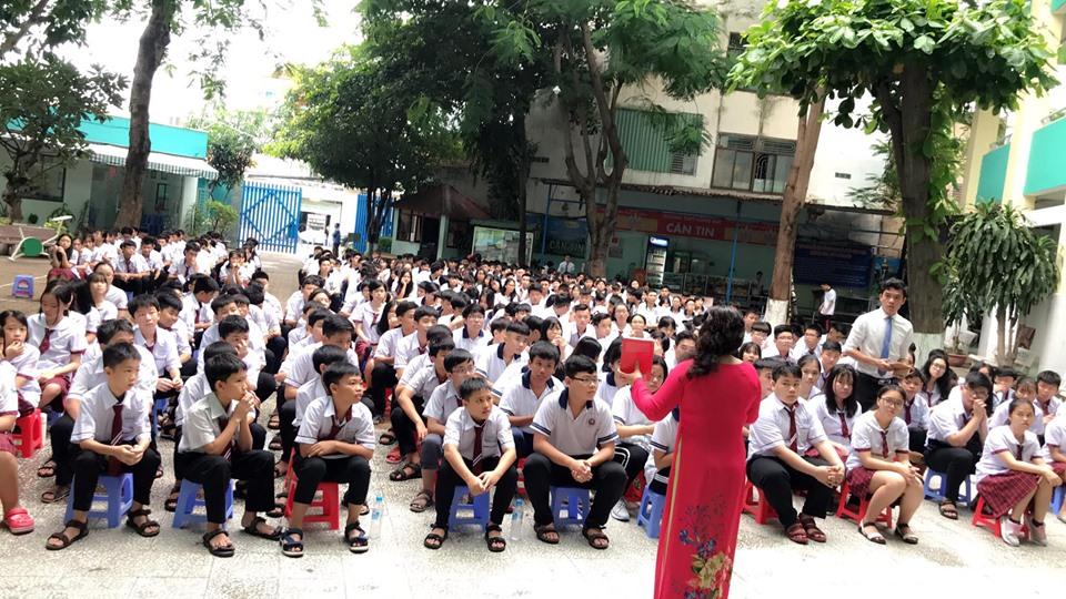 Trường thpt tư thục nội trú nào tại Hồ Chí Minh được nhiều phụ huynh tin tưởng lựa chọn cho con?
