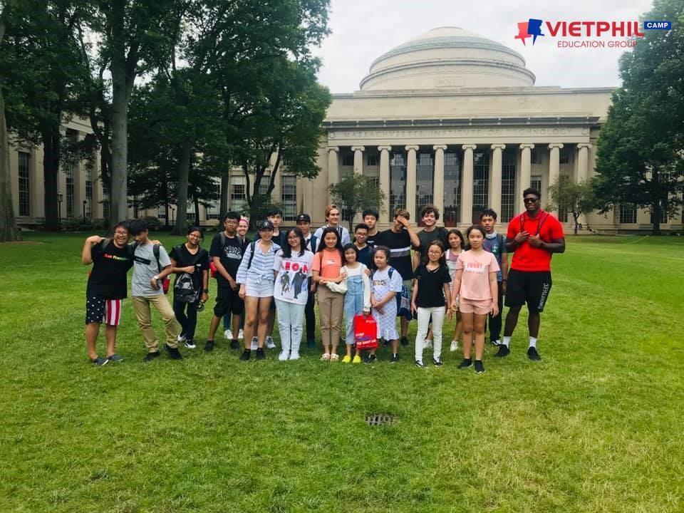 Du học hè tại Mỹ cùng VietPhil